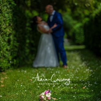 Mariage Fabienne & Ludovic - Bouquet Flou