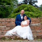 Mariage Fabienne & Ludovic - Escaliers